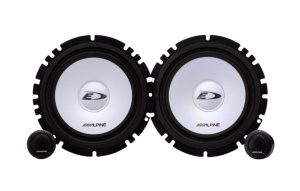 """ALPINE SXE-1750S Reproduktory 165mm (6,5"""")"""