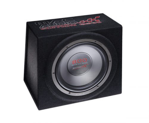 MAC AUDIO EDITION BS 30 BLACK Subwoofery [tag]
