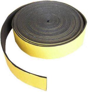 Kaučuková izolačná páska 15m Interiér