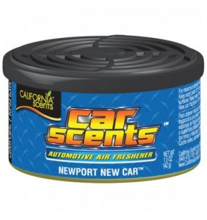 CALIFORNIA SCENTS Nové auto Vône CALIFORNIA SCENTS