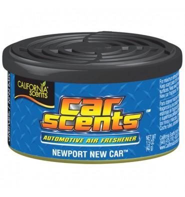 CALIFORNIA SCENTS Nové auto Vône CALIFORNIA SCENTS