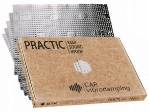 CTK Practic - tlmiaci materiál 2mm