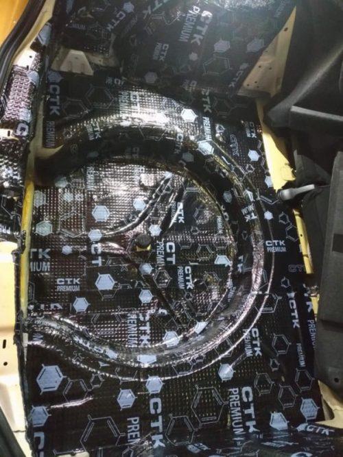 Tlmiaci materiál CTK PREMIUM 2,2mm Interiér