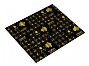 Tlmiaci materiál CTK STANDARD PRO 3mm Odhlučnenie a tlmenie [tag]