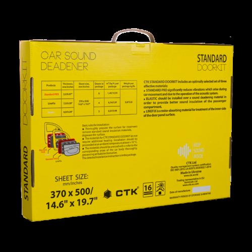 CTK Doorkit Celé balenia (Bulk pack)
